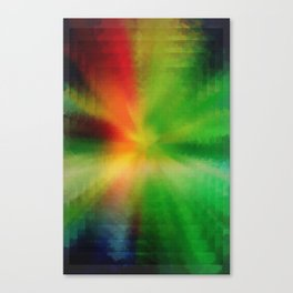 #8 TUNNEL Canvas Print