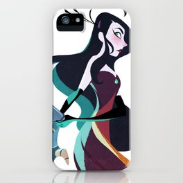 Asami iPhone Case