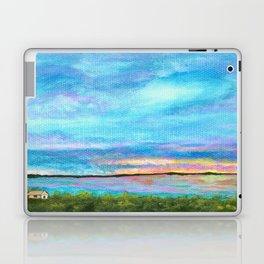 Good Morning, Beach House Sunrise Laptop & iPad Skin