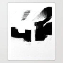 Yesterday #4 Art Print