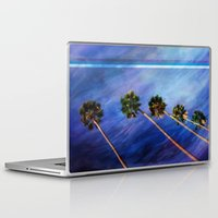 palms Laptop & iPad Skins featuring Palms by Psocy Shop