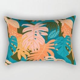 Plant Aloha Rectangular Pillow
