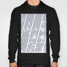 Grunge Blue stripes on white background illustration Hoody