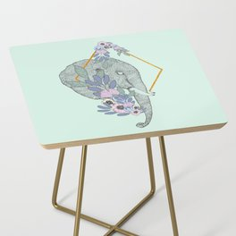 Elephant Bright Side Table