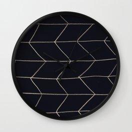 Patternal II Wall Clock