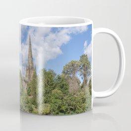 Lichfield spires Coffee Mug