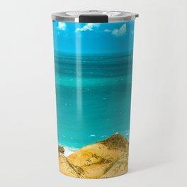 Dunes and Ocean Jericoacoara Brazil Travel Mug
