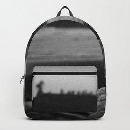 beach fire Backpack