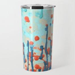 Spangled Splatter Travel Mug