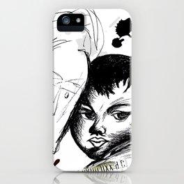 >JESUS 2000 iPhone Case