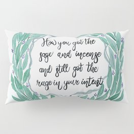 Sage & Incense Pillow Sham