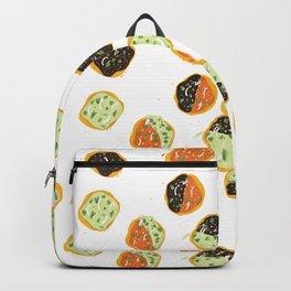 Tostadas Pattern Backpack