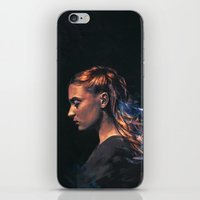 sansa stark iPhone & iPod Skins featuring Amethyst by Alice X. Zhang