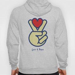 Love & Peace Hoody