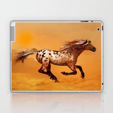 HORSE - An Appaloosa called Ginger Laptop & iPad Skin