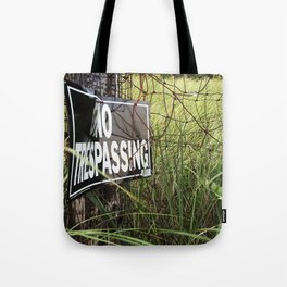 Can Nature Truly Be Owned Tote Bag