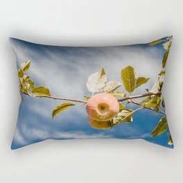 Autumn Apple V Rectangular Pillow