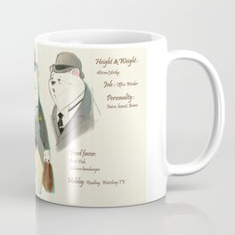 Mr.Polar Coffee Mug