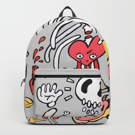 Choose your mistakes wisely Backpack