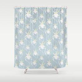 Ghosts among lianas Shower Curtain