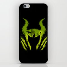 The Evil Fairy iPhone & iPod Skin
