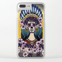 Maya Clear iPhone Case