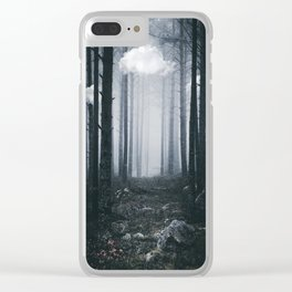 The ones that got away Clear iPhone Case