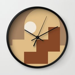 Contemporary Composition 08 Wall Clock
