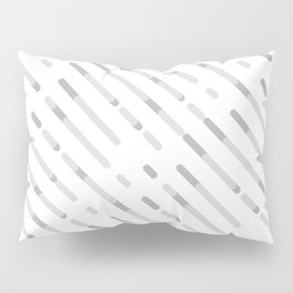 Gray Abstract geometric background #society6 #decor #buyart #artprint Pillow Sham