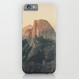 Half Dome III iPhone Case