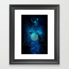 Geometrical 006 Framed Art Print