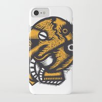 angel iPhone & iPod Cases featuring Angel by Stephane Eck