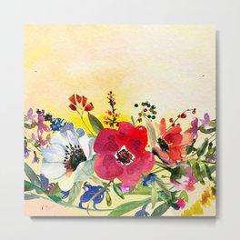 Flowers bouquet #44 Metal Print