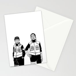 Earl Nara x A$AP Rock Lee Stationery Cards
