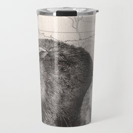 Path to wombat pool Travel Mug