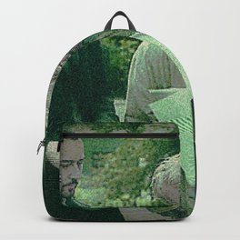 A Script For Ed & Philip By A Spike Backpack