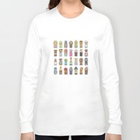 muppets Long Sleeve T-shirts featuring Muppets by Big Purple Glasses