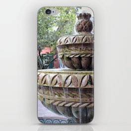 St Augustine Fountain 1 iPhone Skin