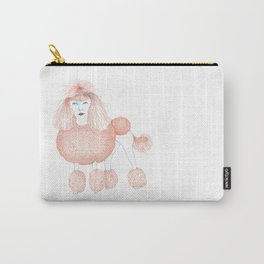 Weird poodles - Ginger dye Carry-All Pouch