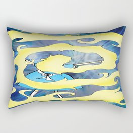 Time Vortex Rectangular Pillow