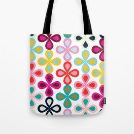 Drop Flower #1 Tote Bag