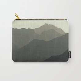 MOUNTAINS SILHOUETTE Carry-All Pouch