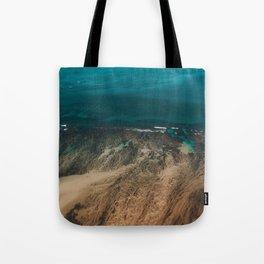 Hawaiian Sea Tote Bag