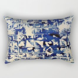Ancient Ocean Rectangular Pillow