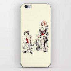 Cabaret Cafe iPhone & iPod Skin