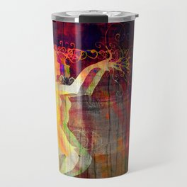 Alice Dancing Darkly (edit4) Travel Mug