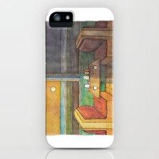 Diner Days, Diner Nights iPhone (5, 5s) Slim Case
