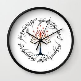 The Lord of The Ring Wall Clock
