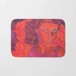 Warm Contemplation Bath Mat