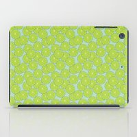 lime iPad Cases featuring lime by Tanya Pligina